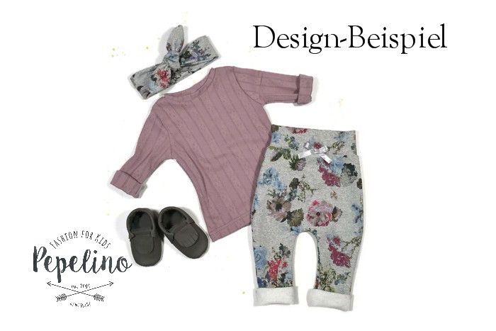 Sets - DESIGN-BEISPIEL KEIN KAUFRPODUKT!!! Big Stripes - ein Designerstück von pepelino-kids bei DaWanda