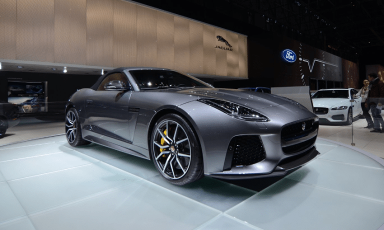 2020 Jaguar F Type Svr Redesign Jaguar F Type Jaguar Car Tires