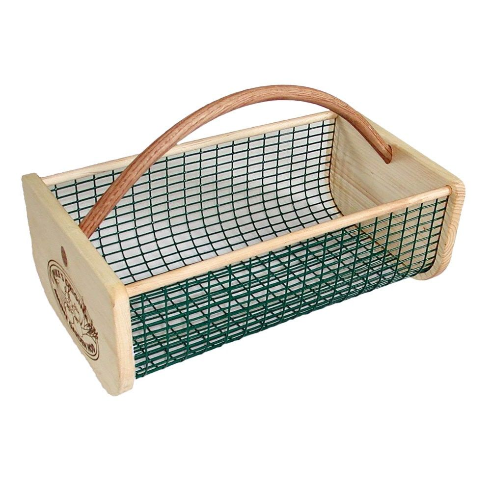 Maine Garden Hod Potting Bench Harvest Basket Child S Wheelbarrow