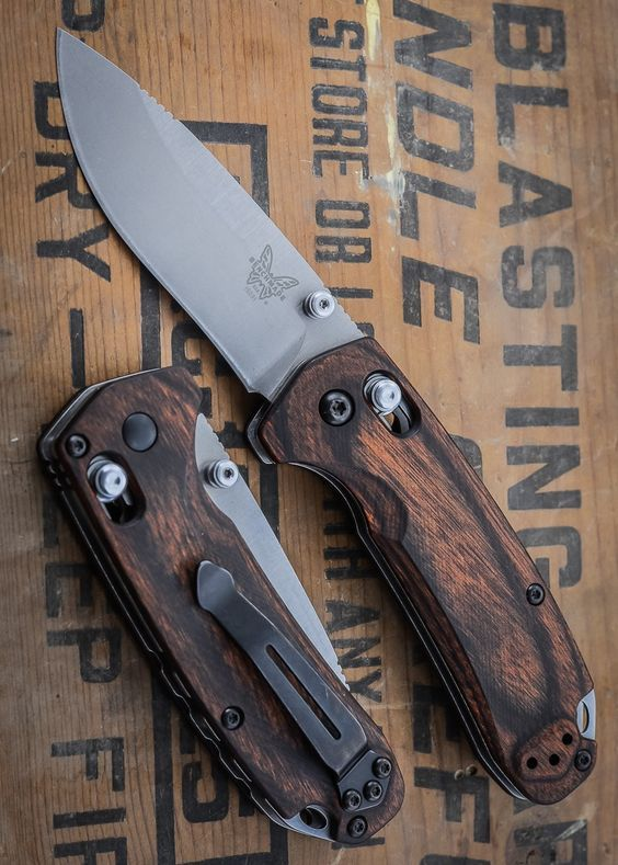 Benchmade! Nice look | A Man's World | Benchmade knives, Best pocket