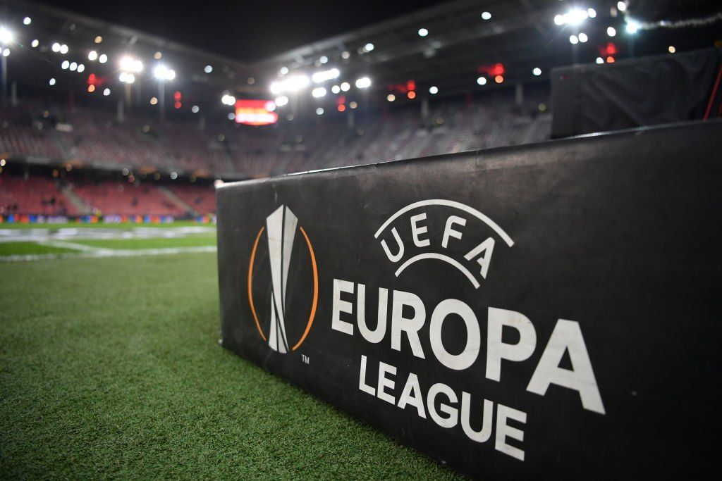 Livescore Latest 2018 2019 Europa League Results For Week 5 Fixtures Europa League European Football Champions League