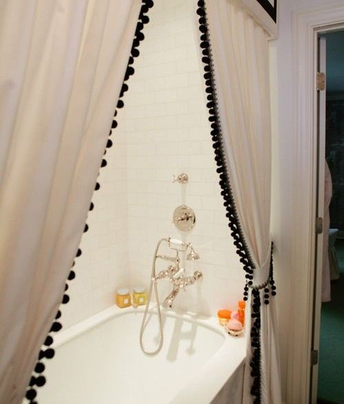 Decoracion de ba os con cortinas decoracion ba os for Pinterest decoracion banos