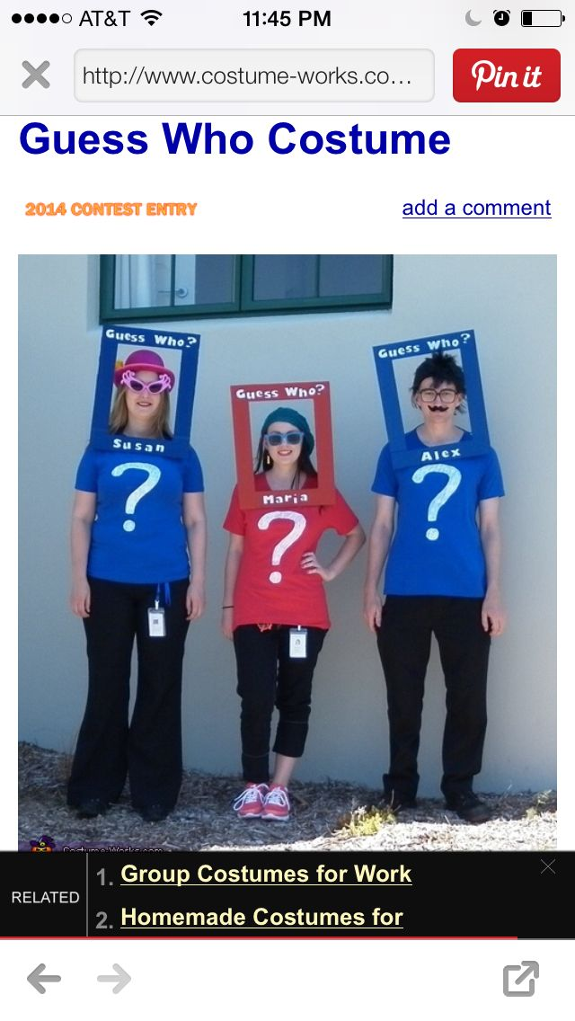 Or this with the girls at work Halloween ideas Pinterest - halloween group costume ideas for work