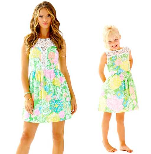 51ae2fdac4 Lilly Pulitzer Mommy and Me Raegan Dresses  hibiscusstroll