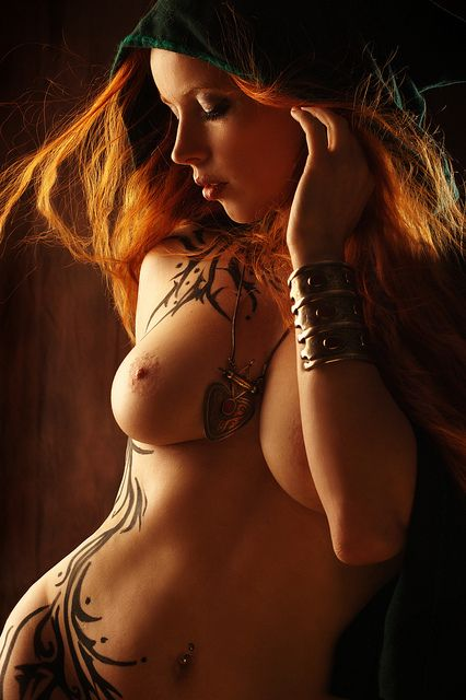 The rest fucking redheads with tattoos bust