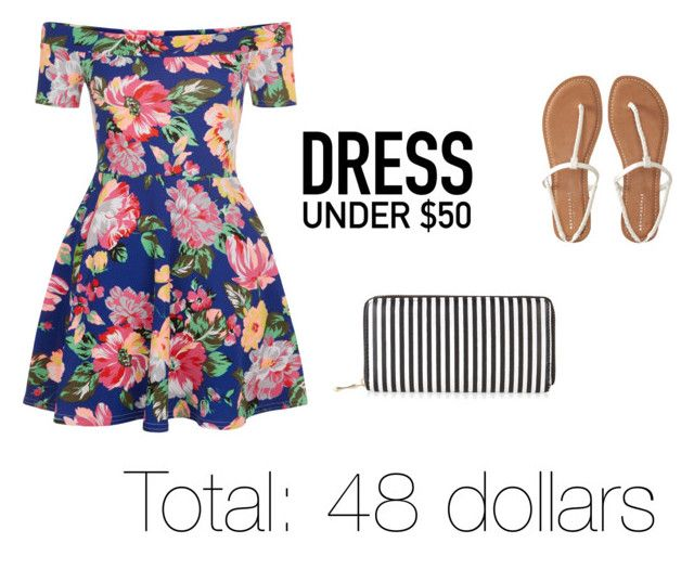 """""""Untitled #38"""" by magicnoblett ❤ liked on Polyvore featuring New Look, Aéropostale and Dressunder50"""