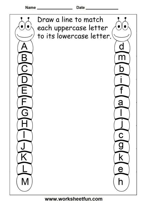 Lots Of Great Worksheets Preschool Worksheets Kindergarten