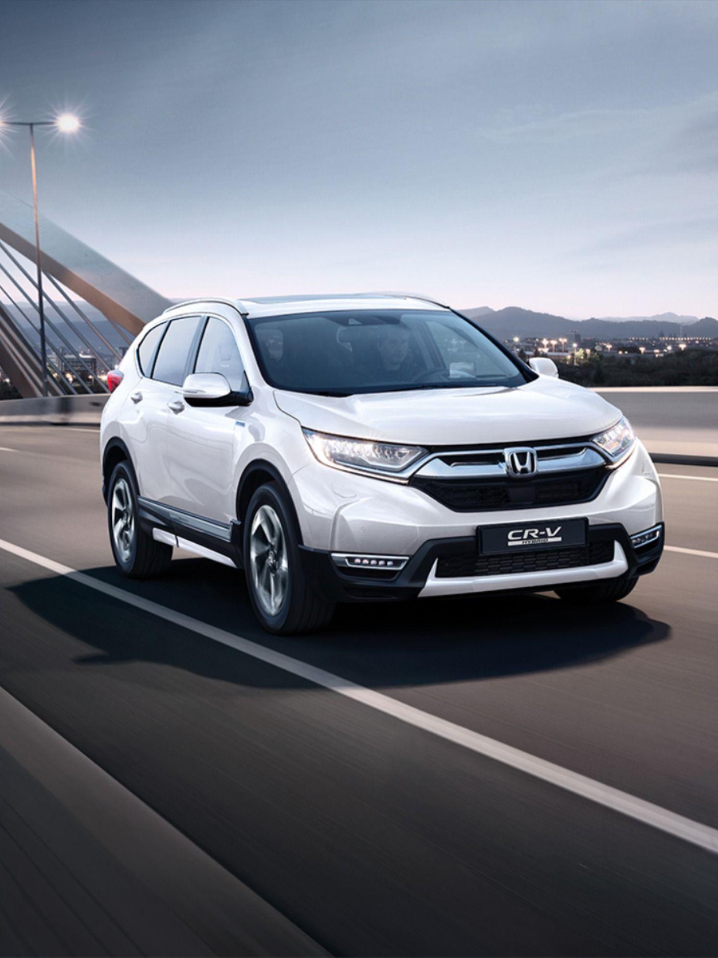Honda Cr V Di 2020 Honda Interior