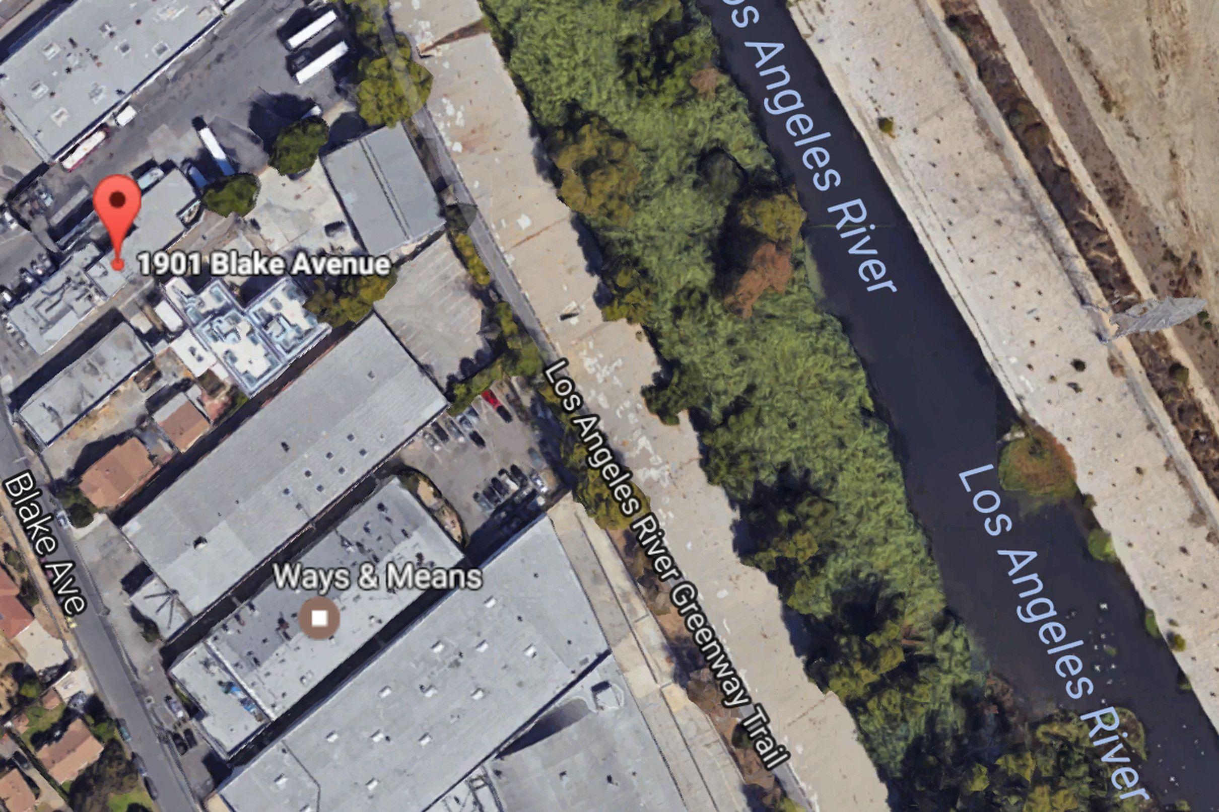 Developer Plans 53 Live Work Units Next To The La River River City Urban Planning