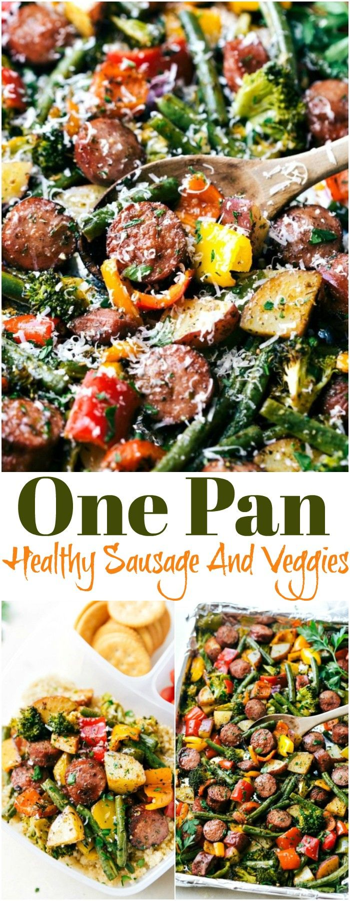 Sheet Pan Meals - Healthy And Delicious Recipes #dinnerrecipesforfamilymaindishes