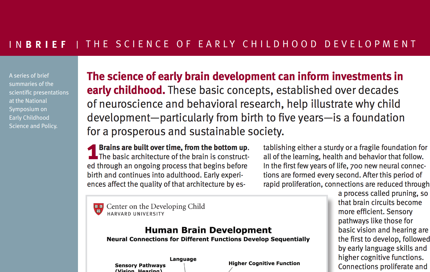 The toxic stress of early childhood adversity rethinking health and the toxic stress of early childhood adversity rethinking health and education policy center on publicscrutiny Images