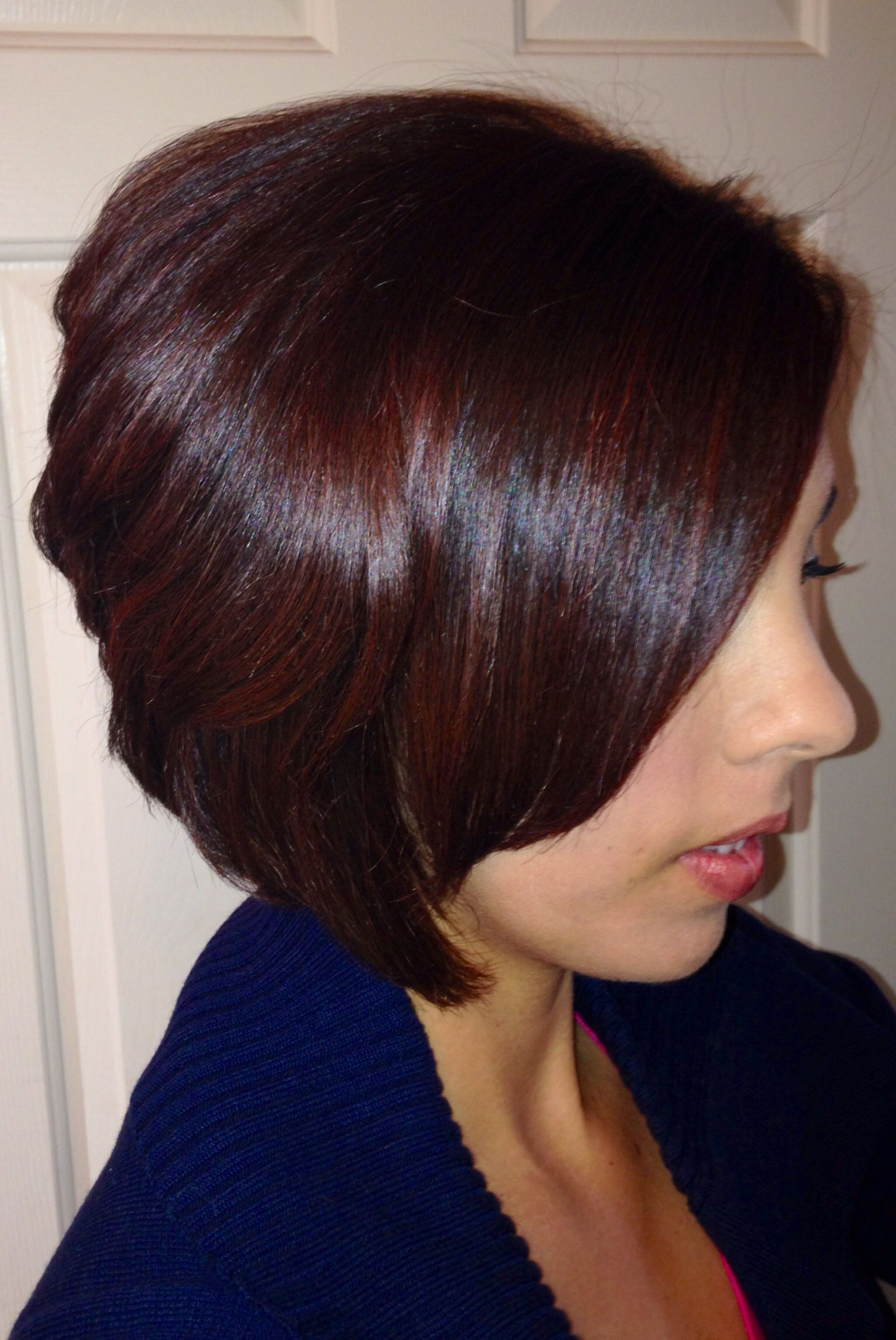 Hair color by feria rich mahogany hair pinterest hair coloring hair color by feria rich mahogany nvjuhfo Gallery