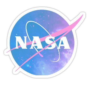 nasa  Sticker   Sticker
