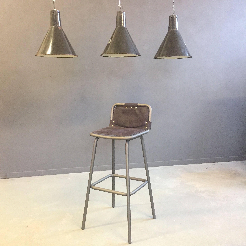 BARSTOL STELLAR Cementgrå Grått | Utomhusrum, Barstol, Stolar