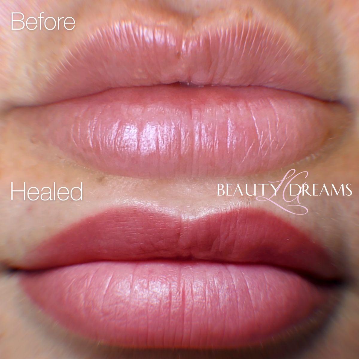 Lip blush in 2020 Permanent makeup, Makeup services