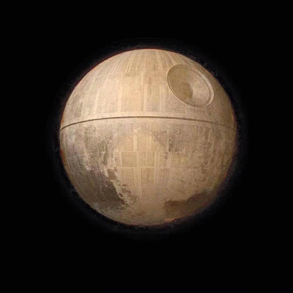This is the real first image of Pluto NASA didn't show you ...