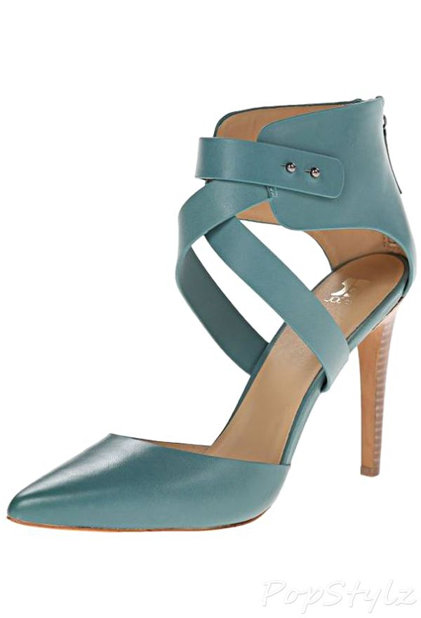Joe's Jeans Ali D'Orsay Leather Pump