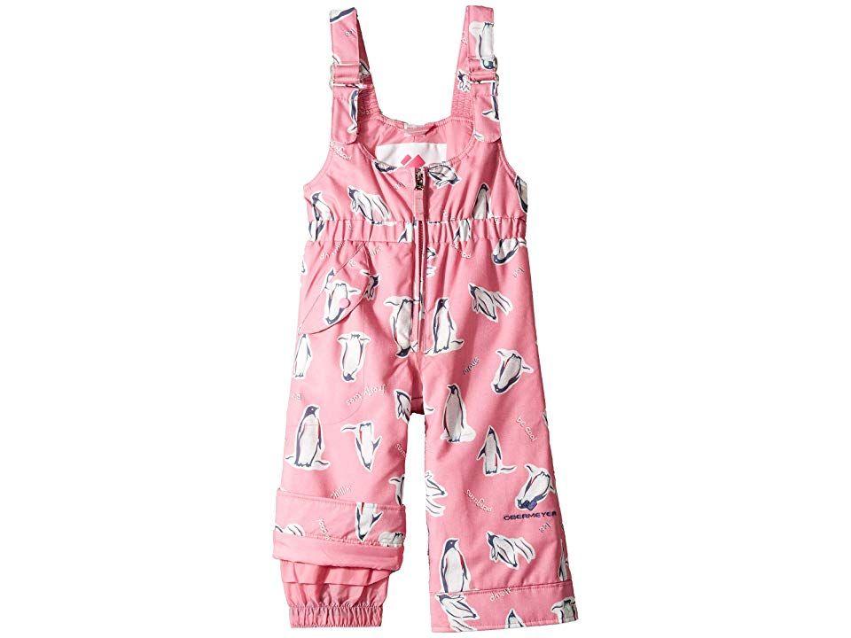 4a3066170375 Obermeyer Kids Snoverall Print Pants (Toddler Little Kids Big Kids ...