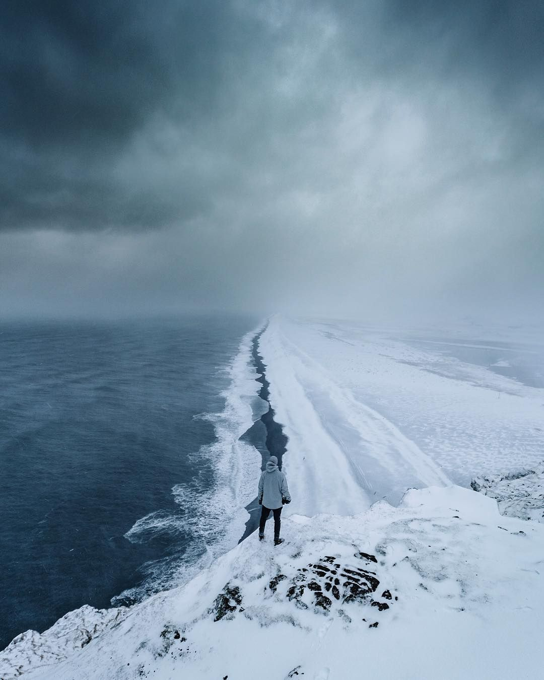 Stunning Adventure Photos From Iceland by Nikolaus Brinkmann #inspiration #photography