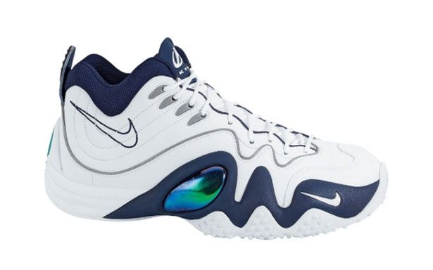 6c1d1bae47ad Nike Air Zoom Flight 5 B OG Jason Kidd -- I used to own a pair of these  when Kidd played for the Phoenix Suns