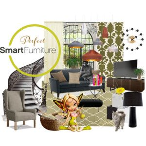 Personalize Your Living Room With Smart Furniture