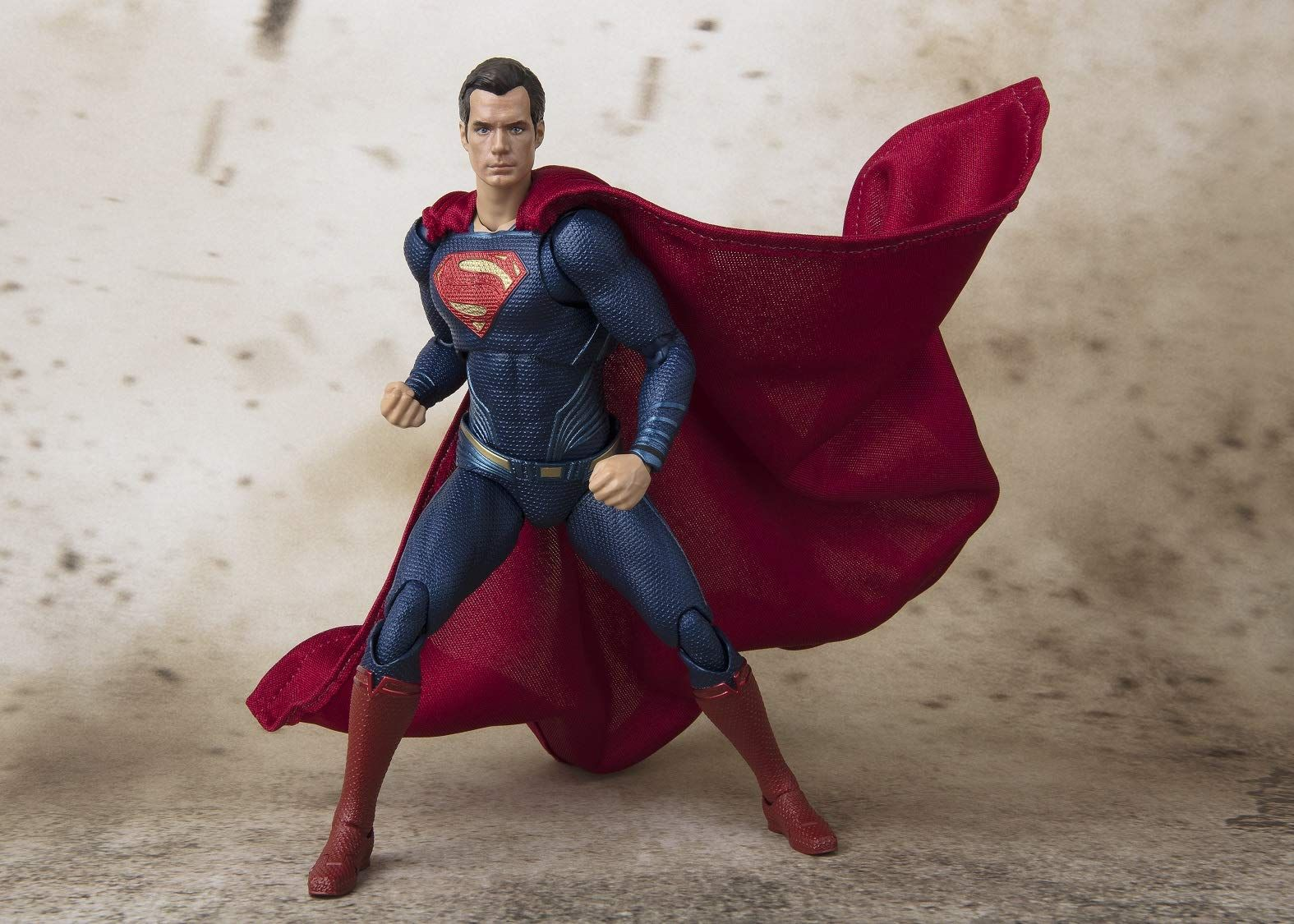 Tamashii Nations S H Figuarts Superman Justice League Action Figure Learn More By Visiting The I Justice League Toys Justice League Action Figures Superman
