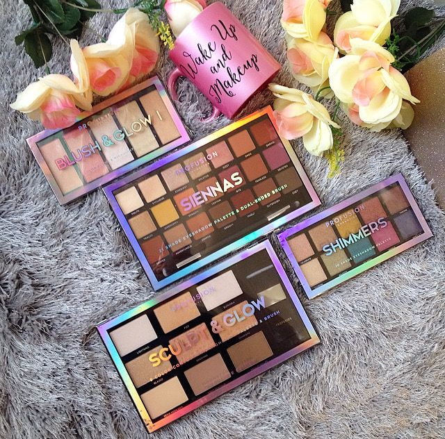 New! Profusion Cosmetics Daydream Believing Collection