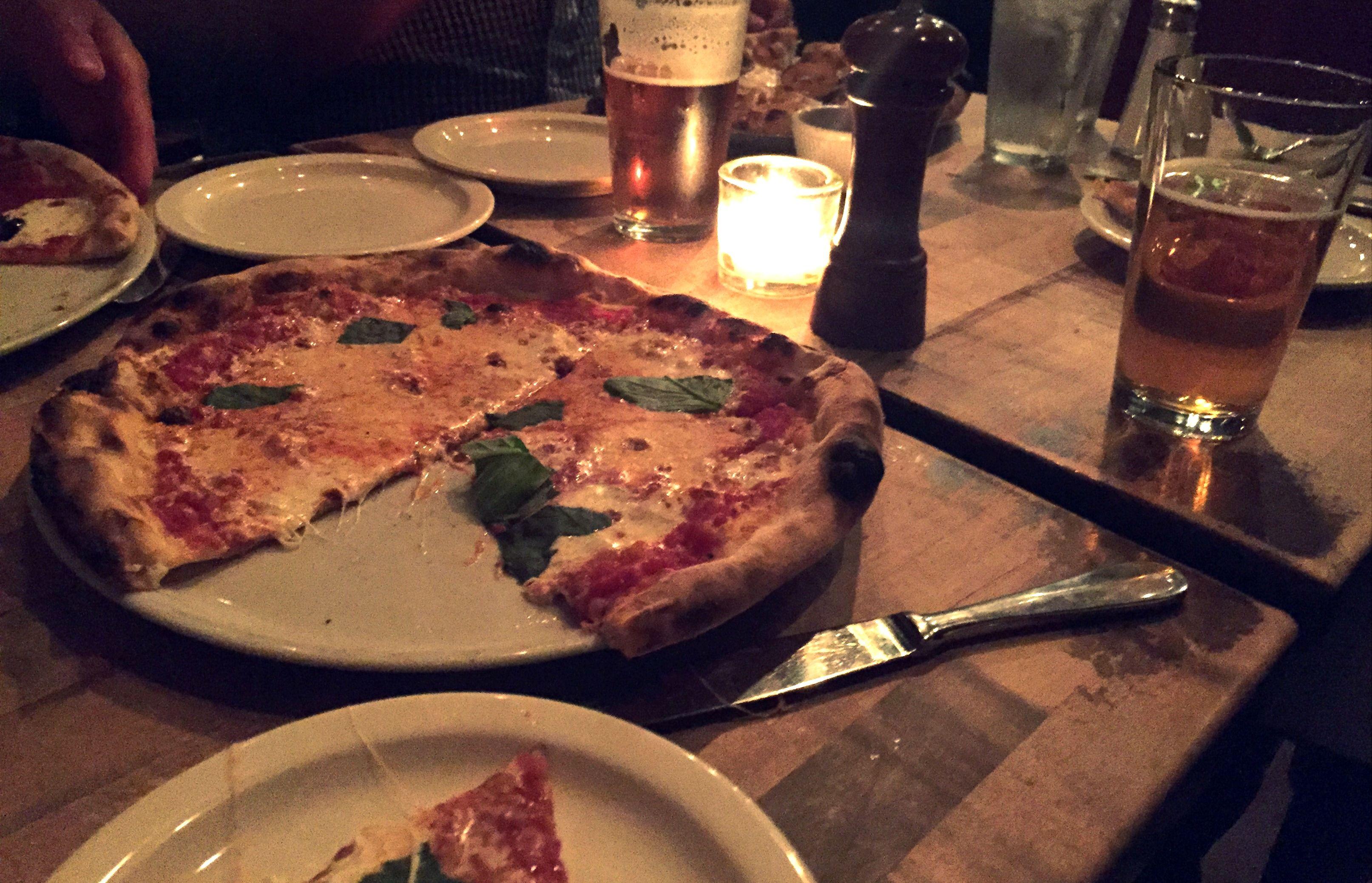 Pizzeria Bianco Phoenix margherita pizza [OC] [29681965] #foodporn #food #foodie #yummy #yum #foodgasm #nomnom #delicious #recipe