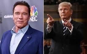 Arnold Schwarzenegger tells Donald Trump to hire a fact checker as Celebrity Apprentice spat continues