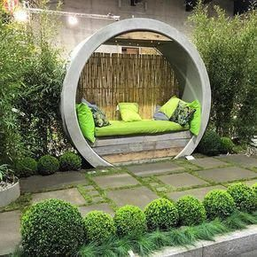La Deg Inspirere Japanesegardentheme Outsidegardendecor Japanesegardendesignboulde Urban Garden Design Modern Garden Furniture Backyard Landscaping Designs