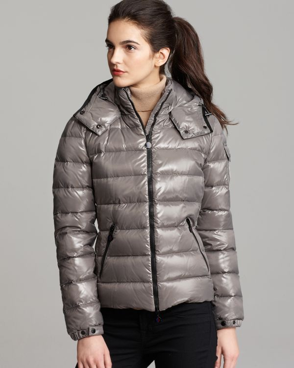 89eac19aa Moncler Bady Lacquer Hooded Short Down Coat | jackets | Down coat ...