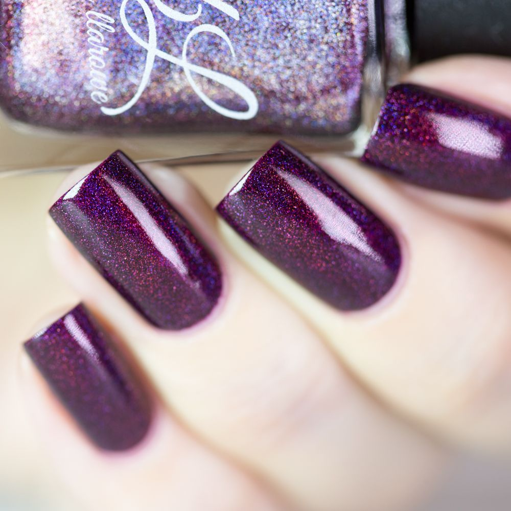 Colors by Llarowe – Winter 2015 collection- Berries in the Snow ...