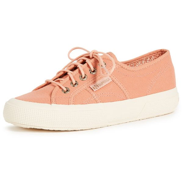 Lace Up Peach Sneaker Shoes looking for online free shipping outlet locations free shipping amazing price sale shop for LVqXDDm