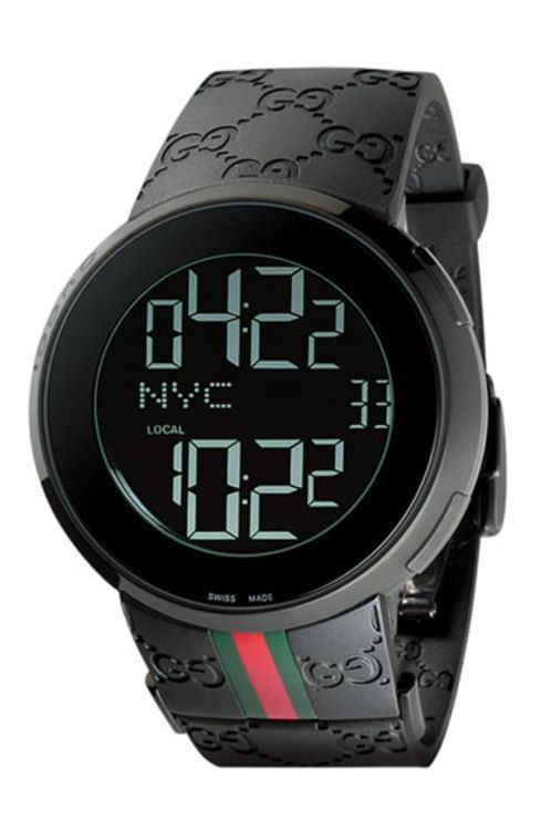 24d87a49f8d Gucci Digital Watch