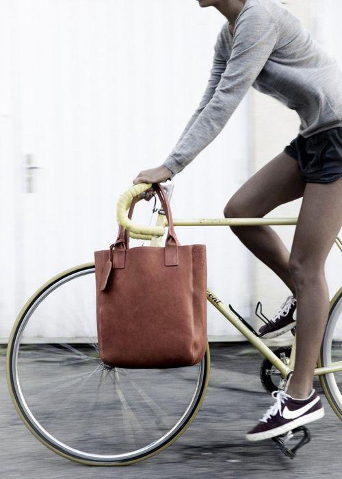 #Fixie become #fashion
