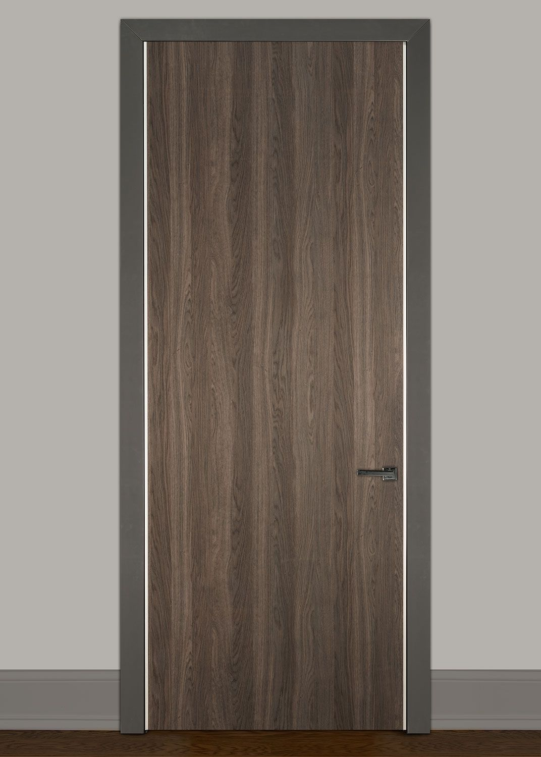 Interior door custom single wood veneer solid core with high interior door custom single wood veneer solid core with high gloss finish modern planetlyrics Image collections