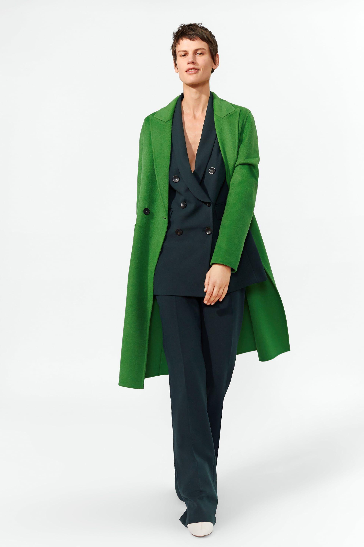 ab50a851 Image 1 of FLUORESCENT MENSWEAR COAT from Zara Zara Australia, Paris  Outfits, Zara Women