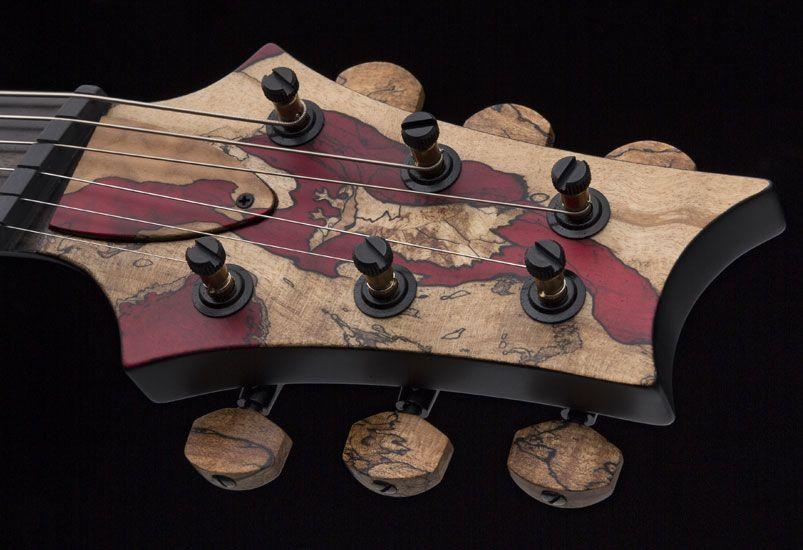 PRS Ish Guitars Custom 24 Multi-Scale #customguitars