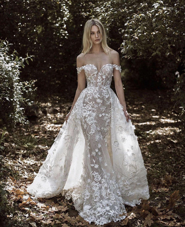 Lee Petra Grebenau Pre 2020 Collection Bridal Dresses Wedding Dresses Vintage Wedding Dresses Lace