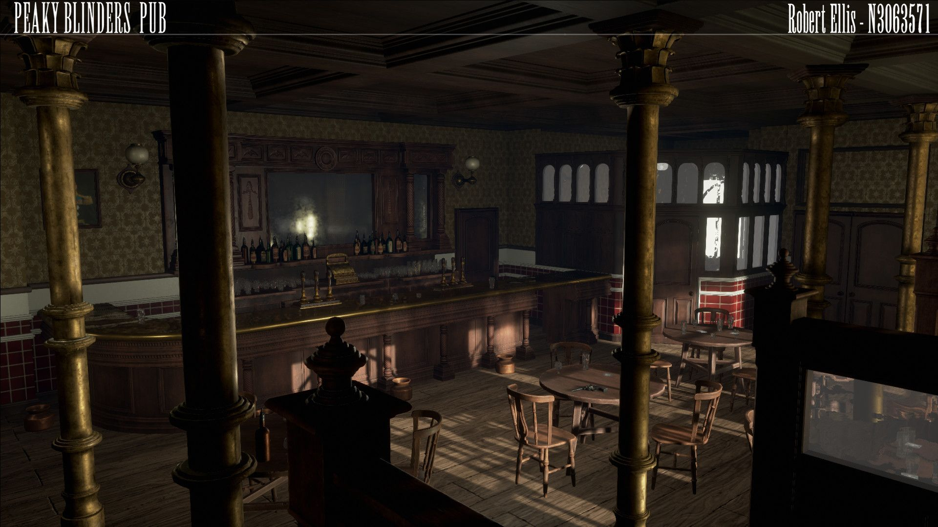 1920x1080 Peaky Blinders Pub Environment In 2019 Peaky