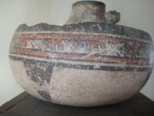 Ceramica precolombina, Huellas de Acahualinca, Managua