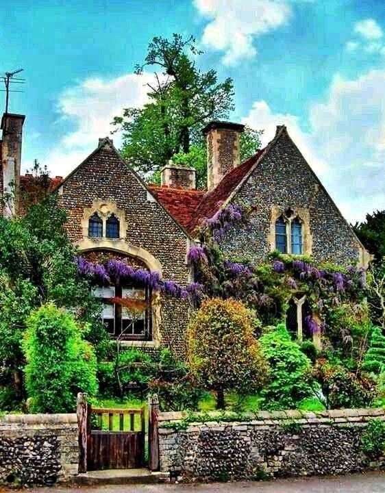 Irish Village House