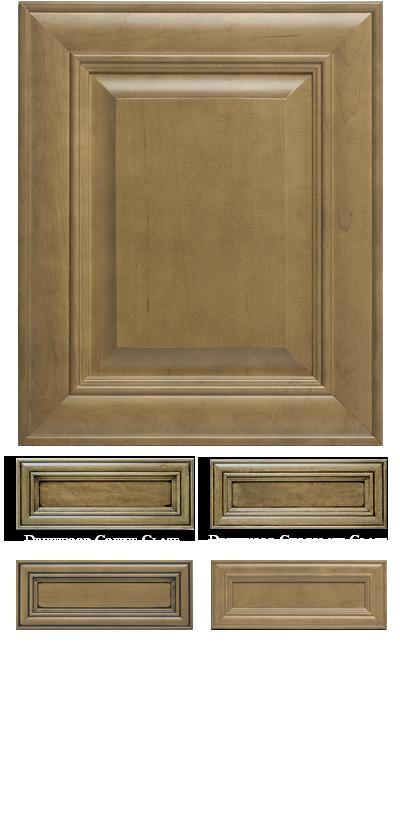 Kitchen Renovation Maple Ridge: Paints And Finishes: Maple - Driftwood