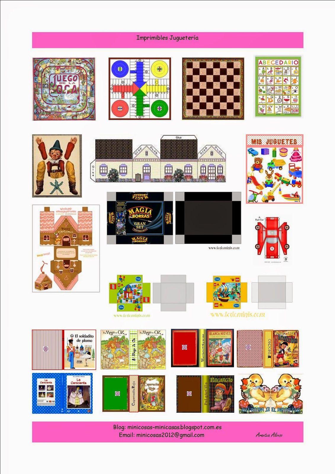 Diy Easy Lays Miniatures Printables