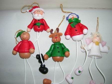 Navidad de porcelana fria imagui porcelana fria for Adornos navidenos en porcelana fria utilisima