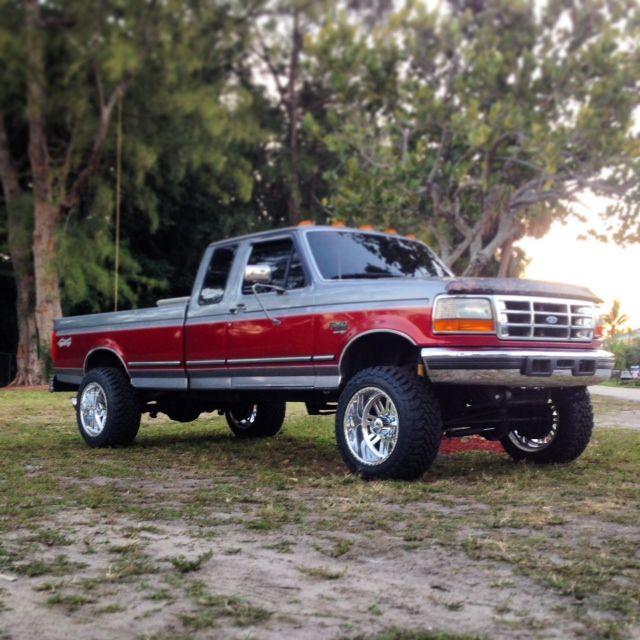 Ford Powerstroke Diesel