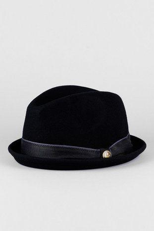 Women Wool Felt Cloche Fedora Hat Classic Trilby Hat Cute Porkpie Hats