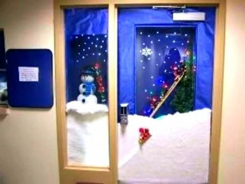 Christmas Door Decorations For Work #christmasdoordecorationsforschool Christmas Best Christmas Door Decorating Contest Ideas On Pinterest Office Brings The Holiday Classic A Story. | winter boards | Pinterest | School nurse office, Nurse office and. christmas door decorating… #christmasdoordecorationsforschool