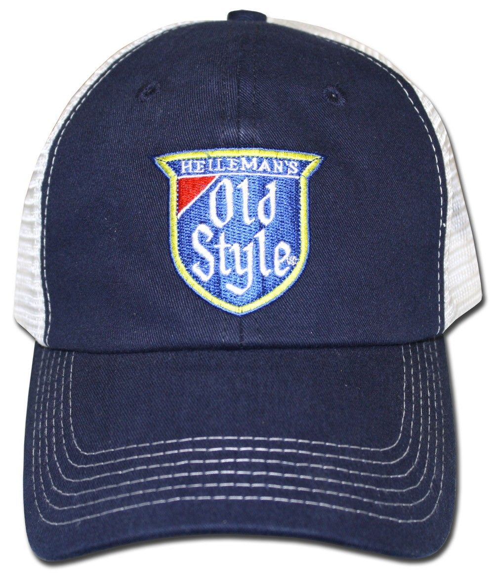 Old Style Beer Hat. The same one Jake Johnson wears in that one movie! 1ac4585828ad