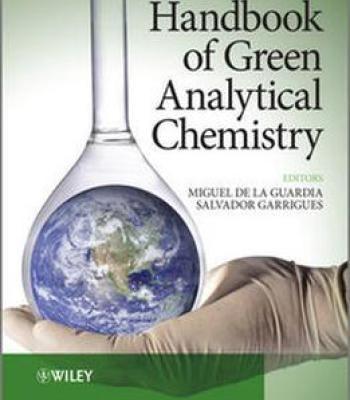 Handbook Of Green Analytical Chemistry PDF